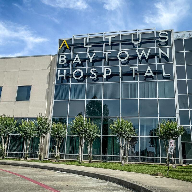 Altus Baytown Houston